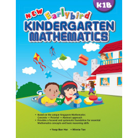 New Earlybird Kindergarten Mathematics K1B
