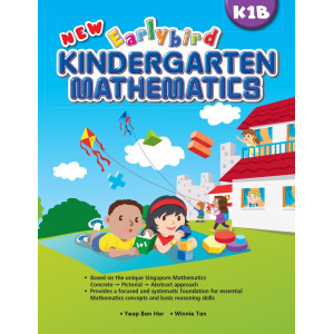 New Earlybird Kindergarten Mathematics K1B