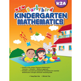 New Earlybird Kindergarten Mathematics K2A