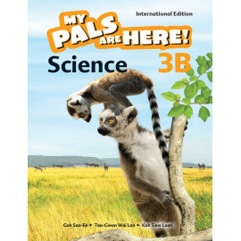 MPH Science Textbook 3B International Edition