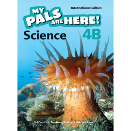 MPH Science Textbook 4B International Edition