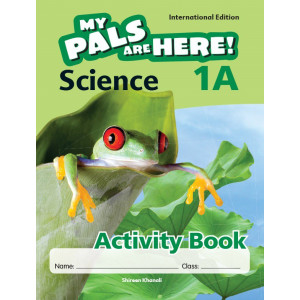 MPH Science Activity Book 1A International Edition