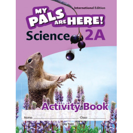 MPH Science Activity Book 2A International Edition
