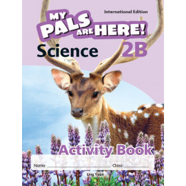 MPH Science Activity Book 2B International Edition