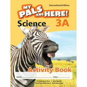 MPH Science Activity Book 3A International Edition