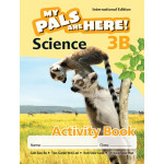 MPH Science Activity Book 3B International Edition
