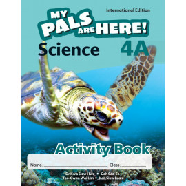 MPH Science Activity Book 4A International Edition