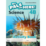 MPH Science Activity Book 4B International Edition