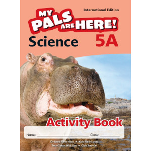 MPH Science Activity Book 5A International Edition