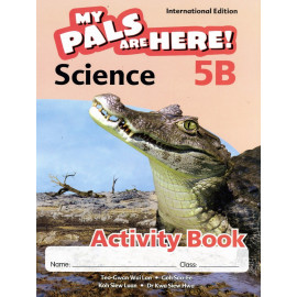 MPH Science Activity Book 5B International Edition