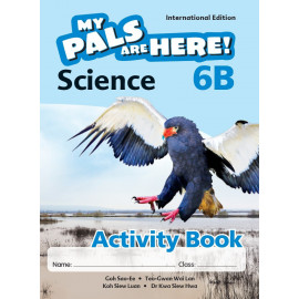 MPH Science Activity Book 6B International Edition