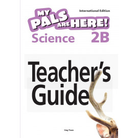 MPH Science Teachers Guide 2B International Edition