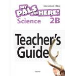 MPH Science Teachers Guide 2B International Edition