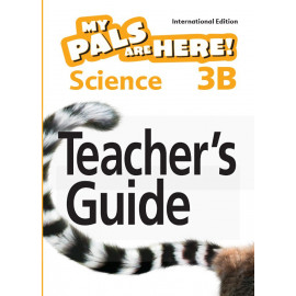 MPH Science Teachers Guide 3B International Edition