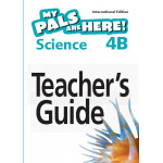 MPH Science Teachers Guide 4B International Edition