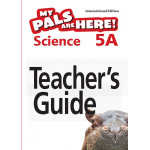 MPH Science Teachers Guide 5A International Edition