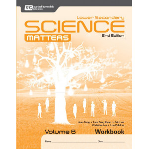 Lower Secondary Science Matters Workbook Volume B (2nd Edition)