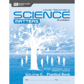 Lower Secondary Science Matters Practical Book Volume B (2nd Edition)