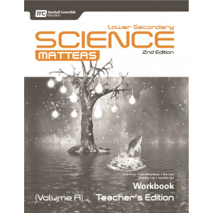 Lower Secondary Science Matters Workbook Teacher's Edition Volume A (2nd edition)