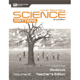 Lower Secondary Science Matters Workbook Teacher's Edition Volume B (2nd Edition)
