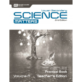 Lower Secondary Science Matters Practical Book Teacher's Edition Volume A (2nd edition)