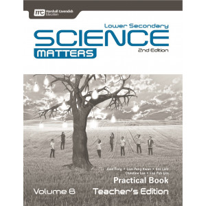 Lower Secondary Science Matters Practical Book Teacher's Edition Volume B (2nd Edition)