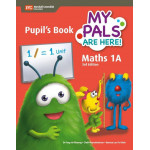 My Pals Are Here Maths Pupil's Book 1A (3rd Edition) (Print & E-book bundle)