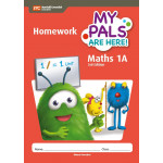 My Pals Are Here Maths Homework Book 1A (3rd Edition)