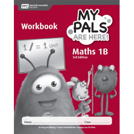 My Pals Are Here Maths Workbook 1B (3rd Edition)