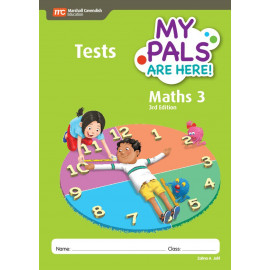 My Pals Are Here Maths Test 3 (3rd Edition)