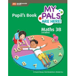 My Pals Are Here Maths Pupil's Book 3B (3rd Edition) (Print & E-book bundle)