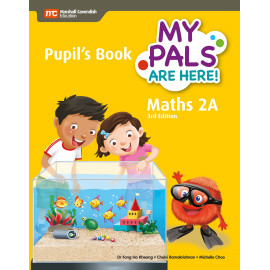 My Pals Are Here! Maths Pupil's Book 2A (3rd Edition) (Print & E-book bundle)