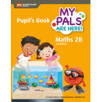 My Pals Are Here! Maths Pupil's Book 2B (3rd Edition) (Print & E-book bundle)