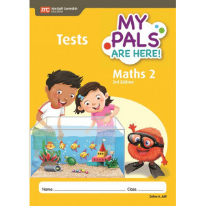 My Pals Are Here Maths Test 2 (3rd Edition)