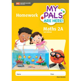 My Pals Are Here Maths Homework Book 2A 3ED