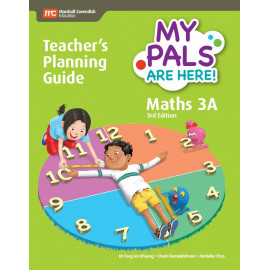 My Pals Are Here Maths Teacher's Planning Guide 3A (3rd Edition)
