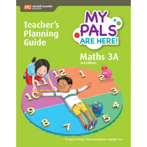 My Pals Are Here Maths Teacher's Planning Guide Book 3A 3ED