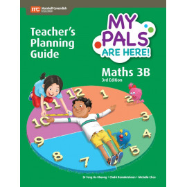 My Pals Are Here Maths Teacher's Planning Guide 3B (3rd Edition)