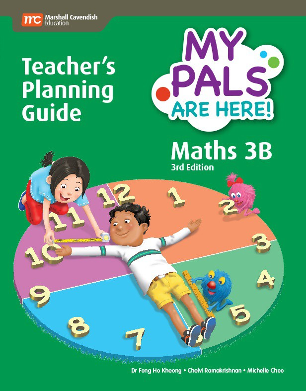 My Pals Are Here Maths Teachers Planning Guide 3b 3rd Edition
