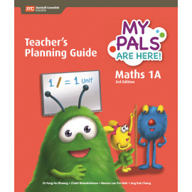 My Pals Are Here Maths Teacher's Planning Guide 1A 3ED