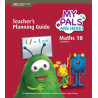 My Pals Are Here Maths Teacher's Planning Guide 1B (3rd Edition)