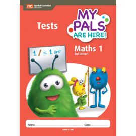 My Pals Are Here Maths Tests 1 (3rd Edition)