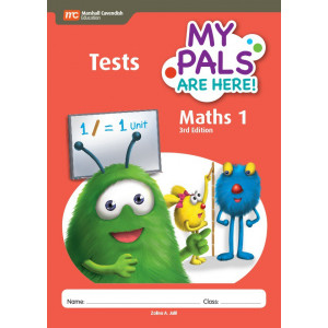 My Pals Are Here Maths test 1 3ED