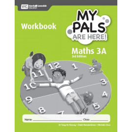My Pals Are Here Maths Workbook 3A 3ED