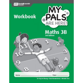 My Pals Are Here Maths Workbook 3B (3rd Edition)
