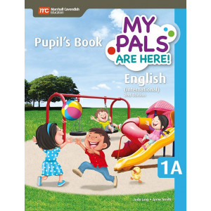 MPH English Pupil's Book 1A Internation 2nd Edition