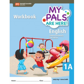 MPH English Workbook 1A International 2nd Edition
