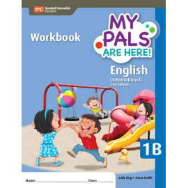 MPH English Workbook 1B International (2nd Edition)