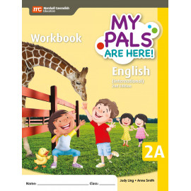 MPH English Workbook 2A International 2nd Edition