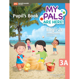 MPH English Pupil's Book 3A International 2nd Edition